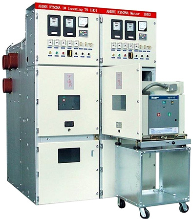 安徽得润电气生产的KYN28A铠装一开始开关柜www.ahdre.com TEL:400-0551-777