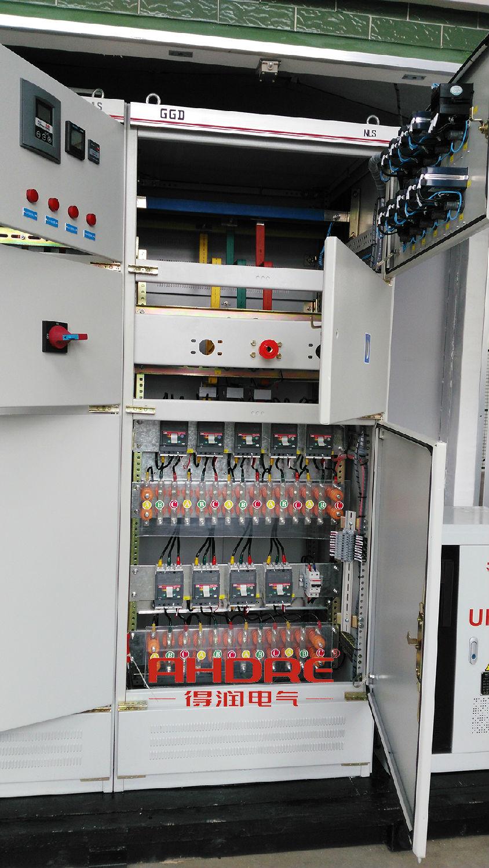 得润电气自主创新品牌drx001户外成套组合式箱式变电站欧式箱变图片