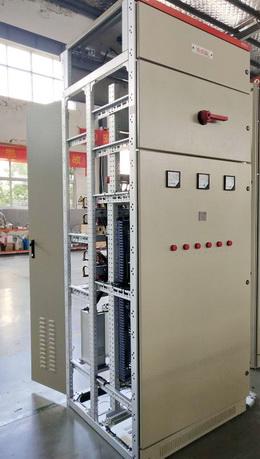 低压电容柜实现无功补偿和配电监测二合一