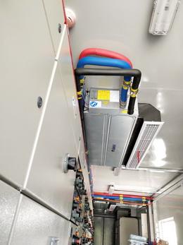 可移动集装箱式变电站有哪些结构特点?