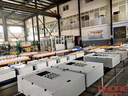 了解配电柜厂家生产面貌,不妨走进得润电气看看