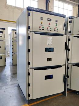 变频旁路柜如何实现双电源切换?