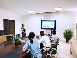 员工天地|新员工的安全教育培训会顺利开展