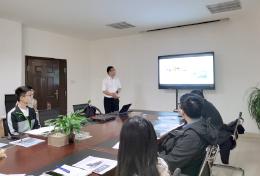 上海良信电器莅临我公司开展产品知识培训与交流