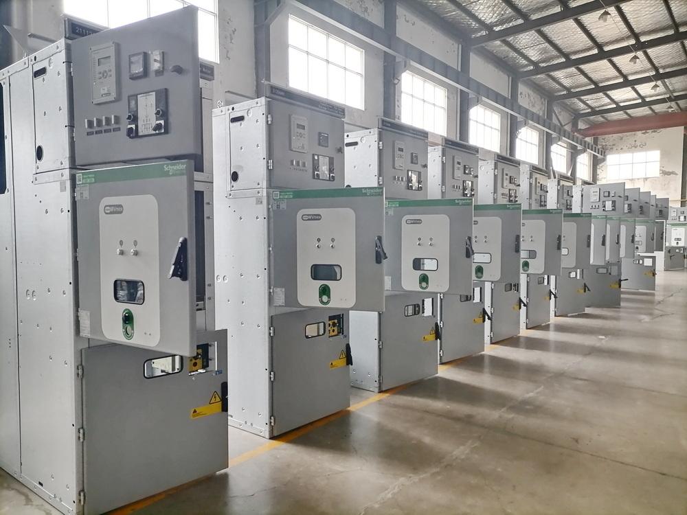 施耐德高压柜,MVnex-10kV中压柜好处在哪里?