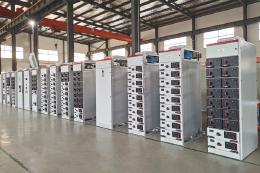 MNS低压柜配电柜用于药品仓库项目