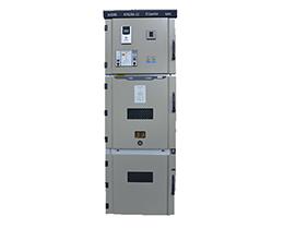 KYN28A中置式开关柜的断路器装在哪里?