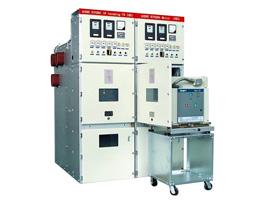 KYN28A-12(24)铠装移开式中置柜