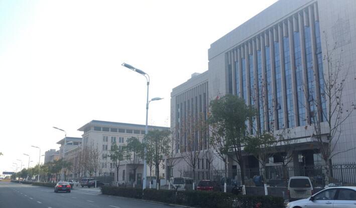 安徽省政府新办公楼建设项目供配电设备选择得润电气