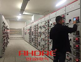 2016合肥百利广场总配电项目得润电气打造