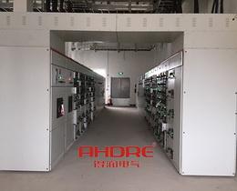 国新能源 ——祁县液化调峰储备集散中心开关柜项目