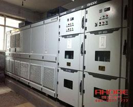 哈投城市热电自动旁路柜项目
