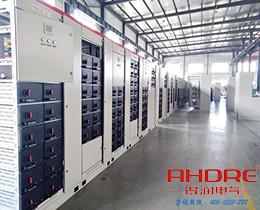 合肥长鑫电子集成电路有限公司MNS2.0动力配电柜项目
