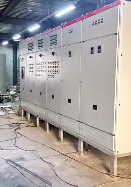 高邮市污水处理厂改造工程顺利送电