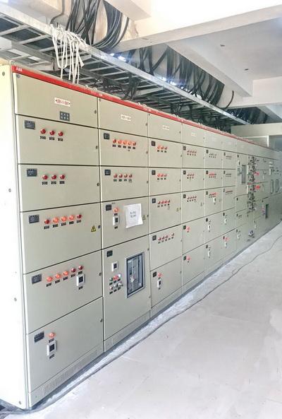 弋阳海创环境能源垃圾发电项目顺利通电运行