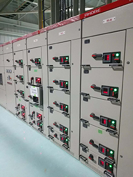 投运于150万台自动变速箱壳体项目工程顺利送电