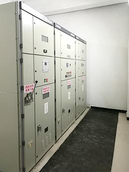 徐州龙山水泥磨项目高压无功补偿装置完成送电