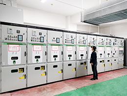安徽第一人民医院高低压开关柜顺利完成送电工作