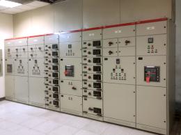 北京新闻大厦中央空调配电柜更新改造项目顺利送电