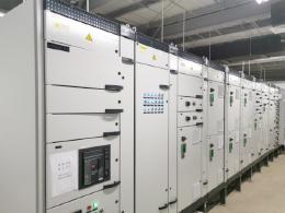 Blokset低压开关柜用于凯瑞塔比建筑工程配电项目